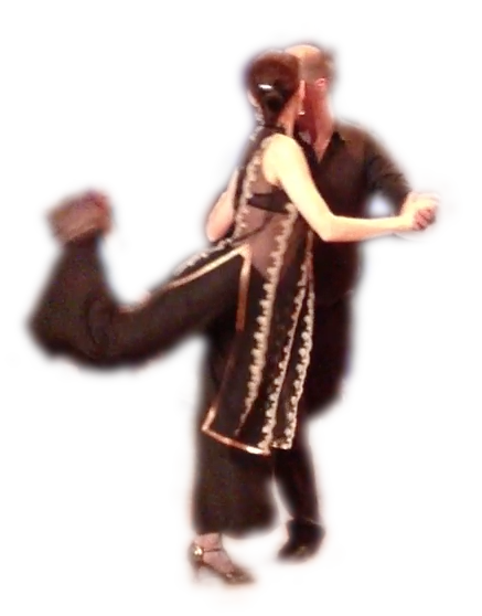 Tango Figur - Boleo mit Patrizia und Michael