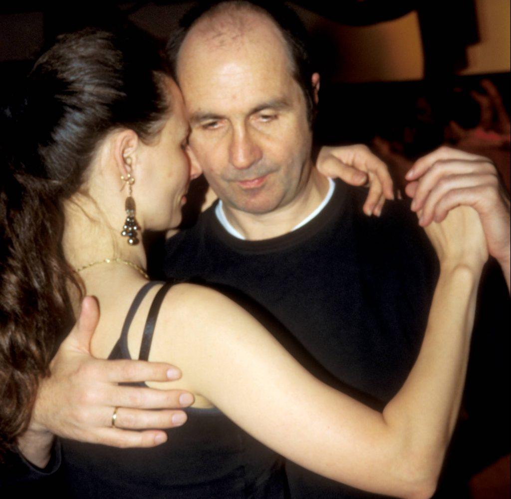 Tango Argentino Lehrerpaar Patrizia und Michael tango münchen
