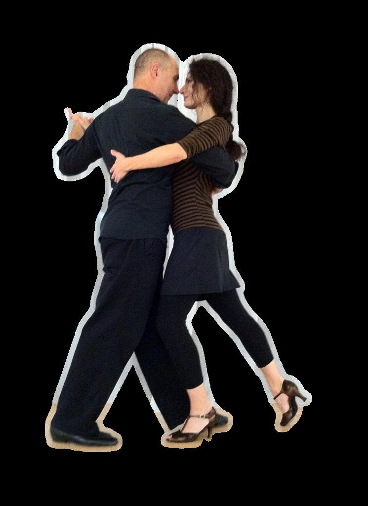 Tango Argentino - Tangolehrer Patrizia und Michael