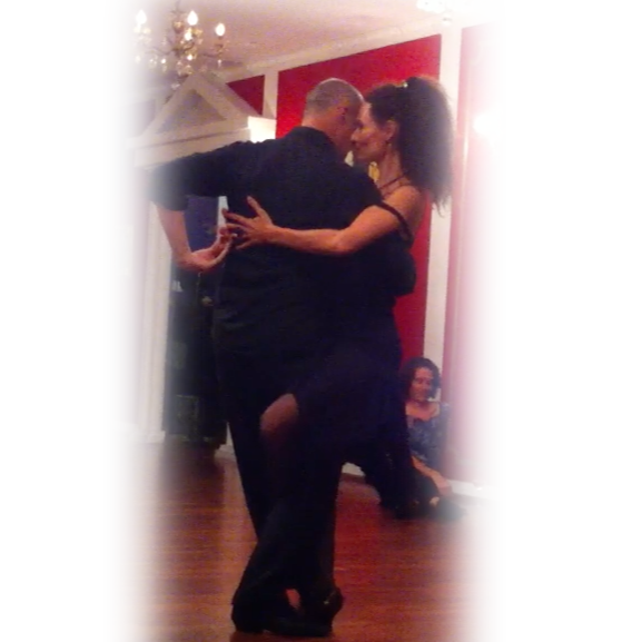COLGADAS – coole Tangofiguren