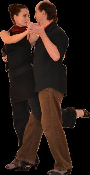Gancho im Tango mit Patrizia und Michael Kronthaler von tango-x