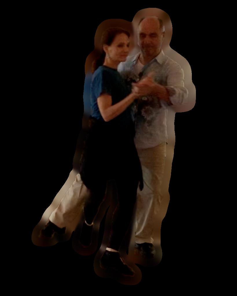 Frauen-Sacada - ausgeführt von Patrizia Kronthaler (Ausschnitt aus einer Videosequenz)- tango-x.com